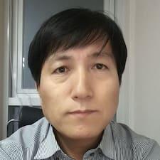 상봉 User Profile