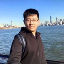 Profil utilisateur de Wentao