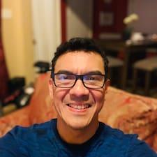 Hugo felhasználói profilja