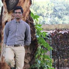 Perfil do utilizador de Avinash