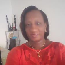 Aïcha felhasználói profilja