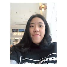 Perfil do utilizador de 芷珊