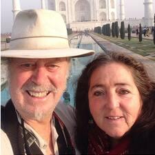 Henkilön Peter & Claire käyttäjäprofiili
