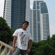Profil utilisateur de Gourab