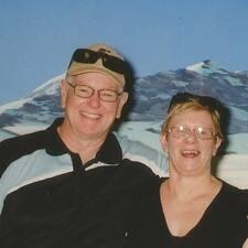 Profil Pengguna Glenda & Alan
