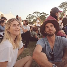 Julia & Danny User Profile