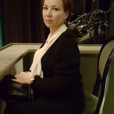 Деляра Brugerprofil