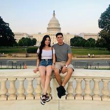 Profil uporabnika Erick & Hannah