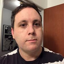 Wade felhasználói profilja