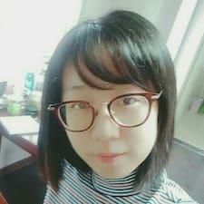 Profil utilisateur de 滢潇