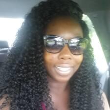 Sherica User Profile