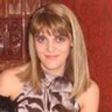 Nicoleta felhasználói profilja