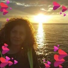 Eva Mª felhasználói profilja