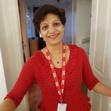 Jayashree Brugerprofil