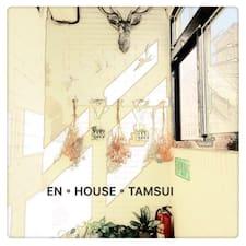 Perfil do usuário de EN  。House。