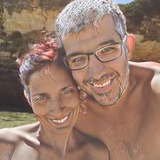 Cláudia E José Brugerprofil