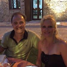 Robert & Antonella Brugerprofil