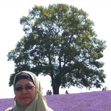 Marsitah felhasználói profilja