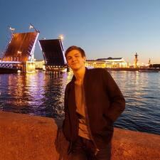 Michail felhasználói profilja