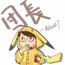 Perfil do usuário de Albert