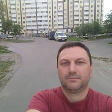 Perfil de usuario de Viktor