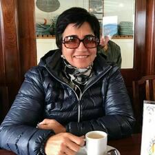 Profil utilisateur de Jucimara Rodrigues Dos