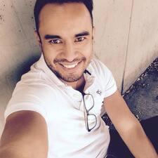 Franco felhasználói profilja