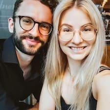 Profil utilisateur de Clemens & Victoria