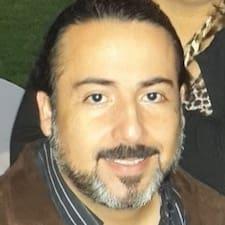 Профіль користувача José