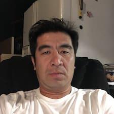 Perfil do utilizador de Dong