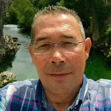 José Andres User Profile