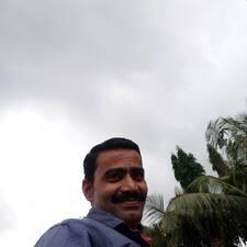Dhananjay felhasználói profilja