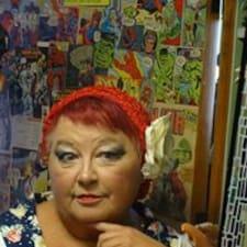Colette felhasználói profilja