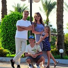 Profil korisnika Vadim & Irina