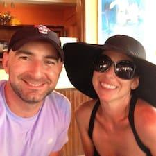 Profil korisnika Isabel & Chris