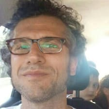 Perfil do usuário de Fabrizio