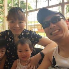 Ai Li Sen User Profile