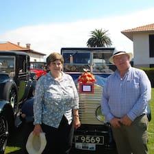 进一步了解Stuart & Lynda Harrison