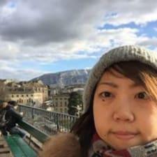 Etsuko felhasználói profilja
