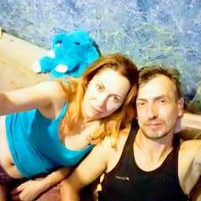 Таня И Валера - Uživatelský profil
