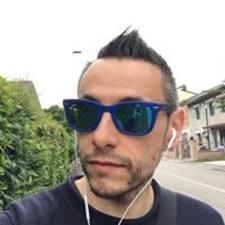 Gebruikersprofiel Enrico