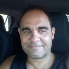Henkilön Ariel Esteban käyttäjäprofiili
