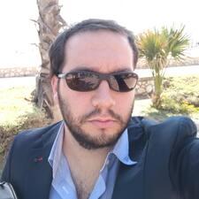 Álvaro felhasználói profilja
