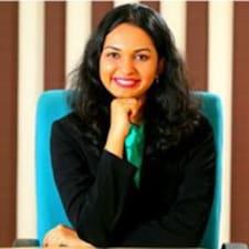 Profil korisnika CA Tanushree