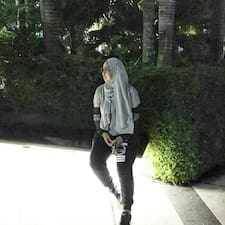 Nurul Fatin felhasználói profilja