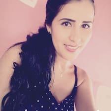 Gloricel felhasználói profilja