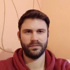 Efstathios felhasználói profilja