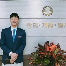 Perfil de l'usuari Kyeong Jun