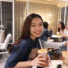 Thương felhasználói profilja