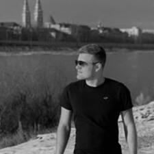 János Naudotojo profilis